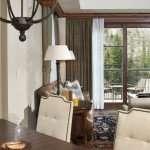 Ritz-Carlton Club Vail_Vail_Colorado_Living Dining Room